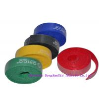 Quality Back To Back Hook And Loop Double Sided Sticky Tape , Dual Sided  Adhesive Backing for sale