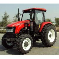China 100hp tractor with cabin on sale
