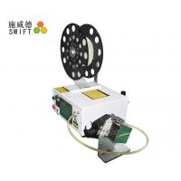 Quality Custom Bench Mount Nylon Cable Tie Machine W2.5 * L100mm Cable Ties Size for sale