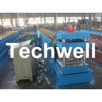 Quality 16 Steps Forming Station Sigma Section Roll Forming Machine With CE TW-SG100 for sale