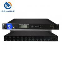 China COL5011V 20 Channels HDMI To RF Modulator 8 RF Carrier Output HD RF Modulator on sale