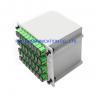 Buy cheap CATV 1650nm Optical Fiber Splitter Cassette SC APC 1×32 PLC Splitter from wholesalers