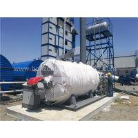 Quality Industry Oil Gas Fired Hot Water Boiler Heating System High Efficiency for sale