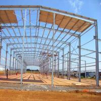 Quality Steel Structure Airplane Storage Building with Low Cost and nice quality for sale