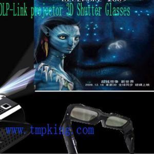 Quality Active Shutter, DLP-Link Projector 3D Shutter Glasses for sale