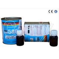 Quality Black Hot Vulcanizing Cement , Hot Splicing Conveyor Belt Adhesive for sale