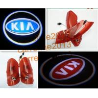 Quality KIA Cerato 2010-2013 special CREE Led car projector logo light /LED ghost shadow light for sale