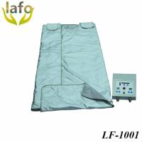 Quality LF-1001 infrared thermal slimming blanket for body massage for sale