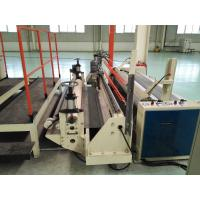 Buy cheap Automatic Pvc Carpet Tiles , Hot - Air Circulation Oven Tile Production Line from wholesalers
