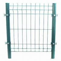 Quality Steel post without any welds and high tensile steel welded panel for sale