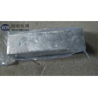 Buy cheap MgSc 30% Alloy master alloy ingot Magnesium Rare Earth Alloy from wholesalers