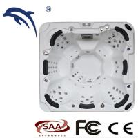 Buy Wholesale outdoor 7 Person Hot Tub Ponfit spa massage funtion at wholesale prices