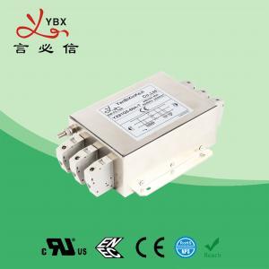 Quality Screw Mount Inlet Emc Noise Filter Rated Voltage 115V/250V OEM Service for sale