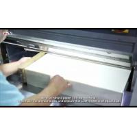 Buy 48x64cm Size 75micron Hot/Cold Peel Matte/Glossy Heat Transfer PET Release Film at wholesale prices