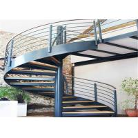 Quality Hot Sale Space Saving Sprial Staircase For Sale Customized Spiral Stair Kits indoor usage for sale