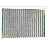 China Solids Control Pinnacle Shaker Screen Mesh , Labeled Screen 3 Layers Wire Cloth on sale