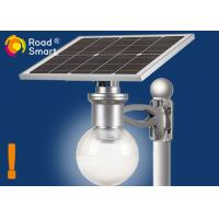 Quality Bridgelux Outdoor LED Yard Lights 6 Work Modes With 2.5m Mounting Height for sale