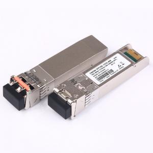 Quality SFP10G 10 Gigabit Transceiver Modules CWDM Color Light 1270nm-1610nm for sale