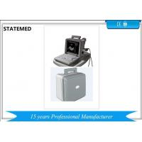 Buy White / Black Portable Ultrasound Scanner 10 Inch LED Monitor For Human at wholesale prices