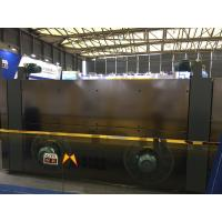 Quality Construction Oil Heating Textile Stenter Machine Horizontal Roller Chain Transmission for sale