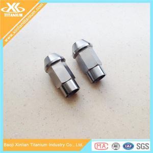 China China Factory Directly Supply Gr5 Titanium Wheel Lug Nuts on sale