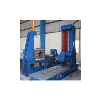Buy Steel Structure H Beam / Box Beam End Face Milling Machine , Taiwan E-LONG MU9S Milling Head at wholesale prices