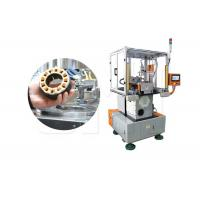 Quality Automatic Stator Needle Winding Machine For Printer BLDC Motor Stator OD 140mm for sale