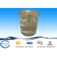 Quality Solid Content ≥ 40% Flocculant Poly Dadmac Dynamic Viscosity 8000-12000 Colorless Or Light Color Liquid for sale