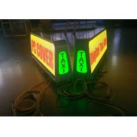 China Taxi Roof Led Display/Taxi Top Led Display/Taxi roof led advertising on sale