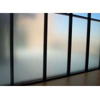 Quality Protecting Privacy Self Adhesive Window Film Total Solar Energy Rejected for sale