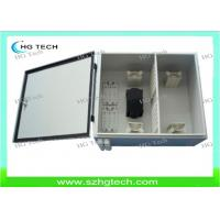 Quality Outdoor Wall Mount 96Core Fiber Optical Distribution Box, SC/LC/FC/ST Adapter for sale
