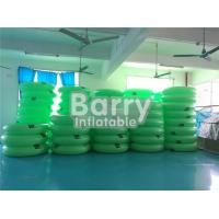 China Summer Pool Customized Inflatable Water Toys PVC Swimming Ring For Kids / Children wholesale