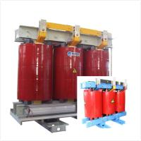 Quality AN Or ANAF Cooling 3 Phase Transformer Dry 33kV - 3150 KVA Cast Resin for sale