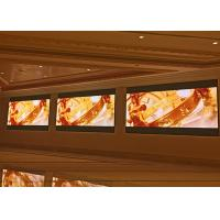 Quality Subway Corridor Indoor Full Color Led Display / LED Advertising Display Screens for sale