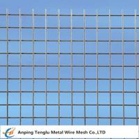 China Stainless Steel 304 Welded Wire Mesh |1x1x10gaugex10ft~100ft for sale