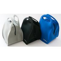 Quality Washable Neoprene Cooler Bag Insulated , Large Neoprene Lunch Bag for sale