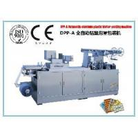 China DPP-140A Auto Blister Packing Machine on sale