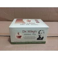 Quality Dr Ming Weight Loss Tea , Natural Herbal Slimming Tea Fastly Burning Fat for sale