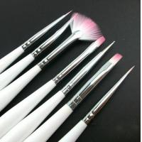 Quality High Quality Nail Brush/Nail Art Brush,Nail gel brush/ acrylic nail brush for sale