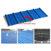 Quality TRAPEZOIDAL PVC CORRUGATED ROOF SHEET MAKING MACHINE / ROOF TILE EQUIPMENT / PVC CORRUGATED ROOF TILE PRODUCTION LINE for sale