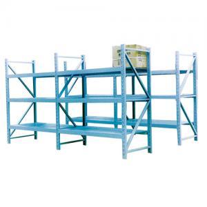 Quality Light duty metal storage shelf for warehouse for sale