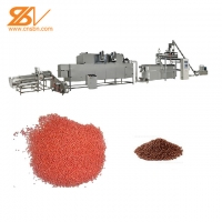 Quality Easier operation floating fish feed machine floating fish food extruder for sale