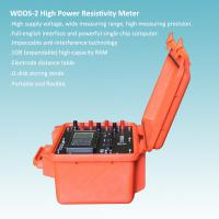 Impeccable Anti-interference Geophysical Resistance Meter