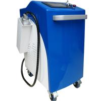 China High Power 200W Laser Rust Cleaner , Industrial Laser Rust Removal Equipment on sale