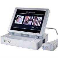Buy HIFU Radio Frequency Machine With 3 Cartridge at wholesale prices