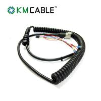 Quality Lightweight Spiral Cable Assembly Black Pure Copper Control Box Gen 5 Cable 144065 For Genie Parts for sale