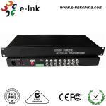 Quality One Return Data Video CCTV Fiber Optic Converter FC Optical Connector for sale