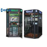 Buy cheap Coin Operated Mini Karaoke Machine , Booth Room Vending Game Machine For Self from wholesalers