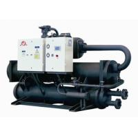Quality Outdoor Water To Water Geothermal Heat Pump , Heating Floor Groundwater Heat Pump for sale