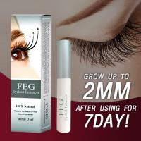 China eyelash growth enhancer  herbal FEG eyelash growth liquid on sale